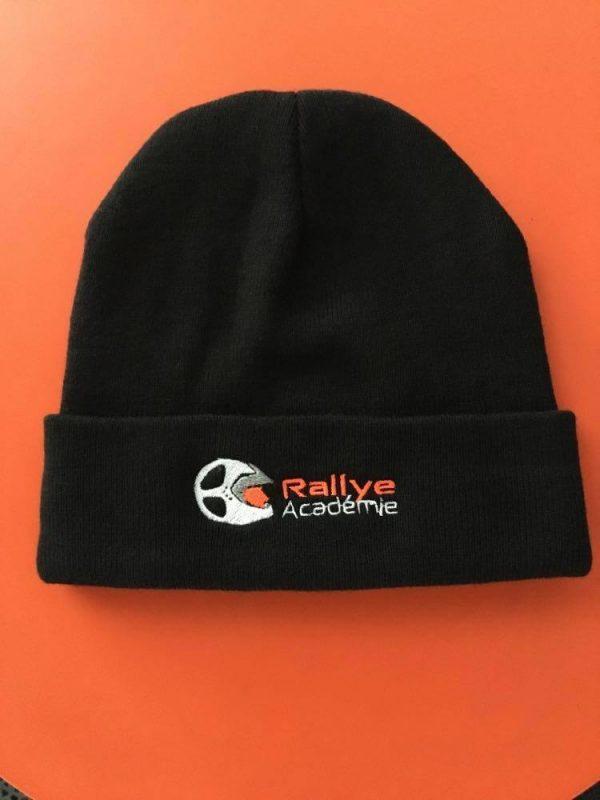 Bonnet Rallye Académie en vente sur notre boutique en ligne