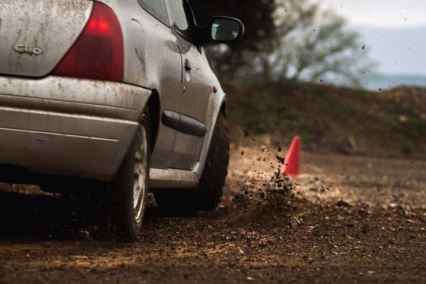 Coaching Terre en duo sur une ½ journée Clio RS Rallye Academie