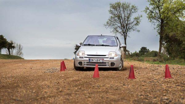 Coaching Terre en solo sur une ½ journée Rallye Academie