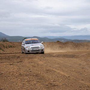 Stage maitrise mixte 2WD 16 tours Clio M Rallye Academie