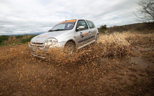 Stage perfectionnement mixte 32 tours Rallye Academie