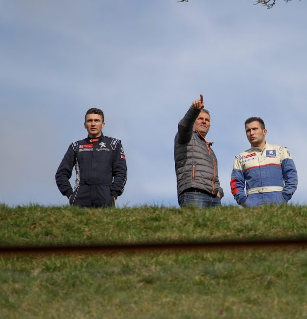 Coaching en Duo Asphalte Rallye Académie