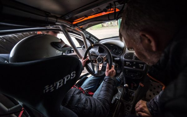 Rallye Académie Alès Gard Coaching en solo journée