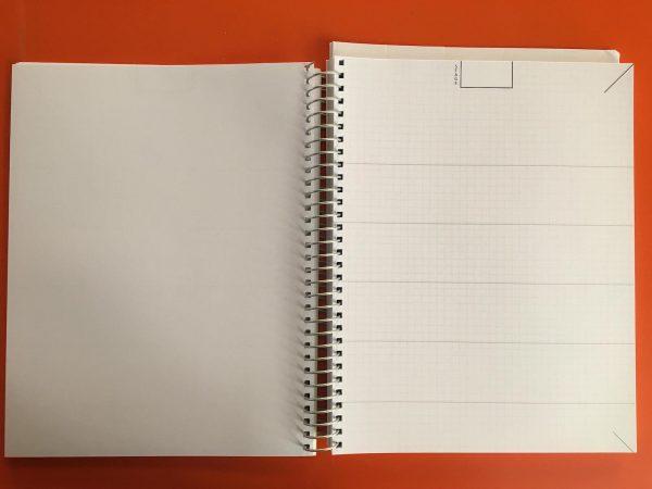 Cahier de notes professionnel Rallye Academie 2