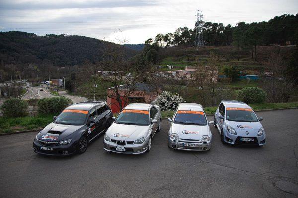 Faire du rallye? Une réponse pratique: le stage Pro Rallye Academie Alès 30 5