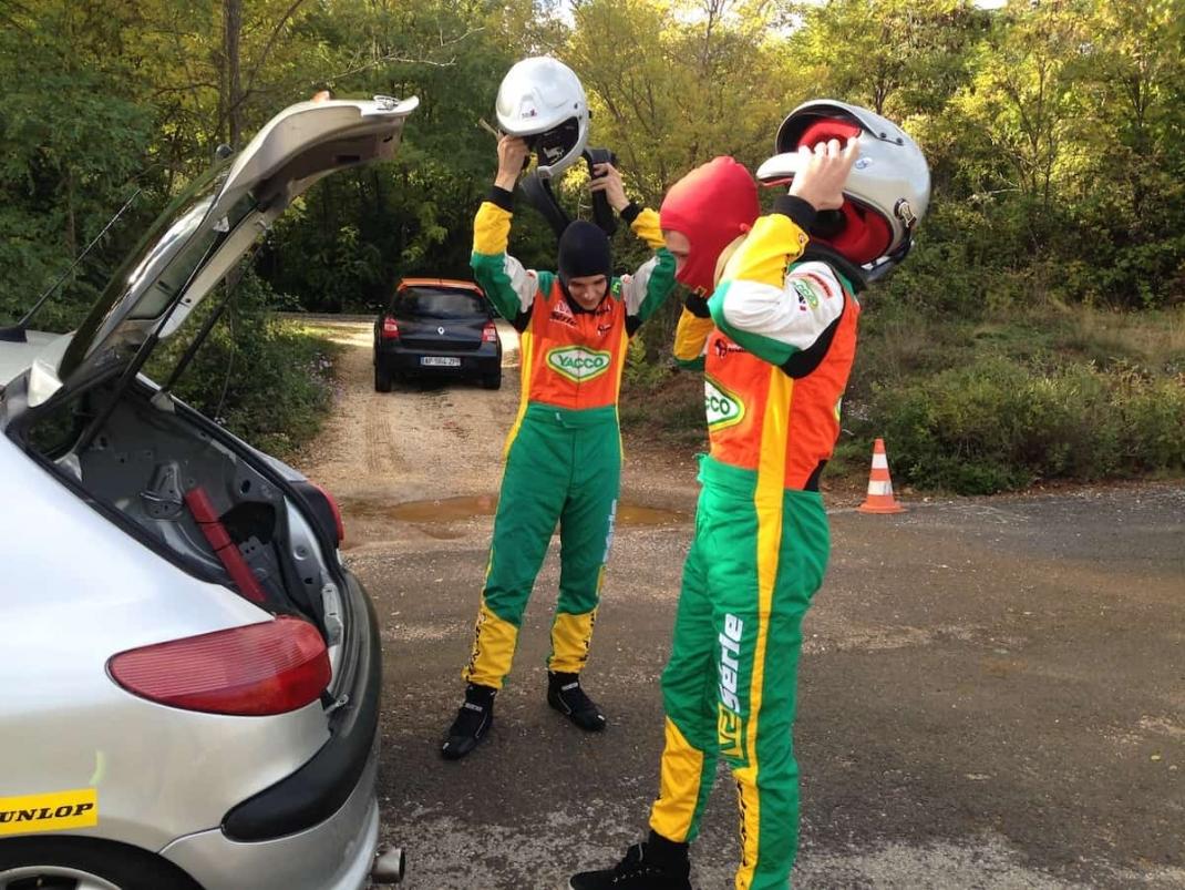 Faire du rallye? Une réponse pratique: le stage Pro Rallye Academie Alès 30
