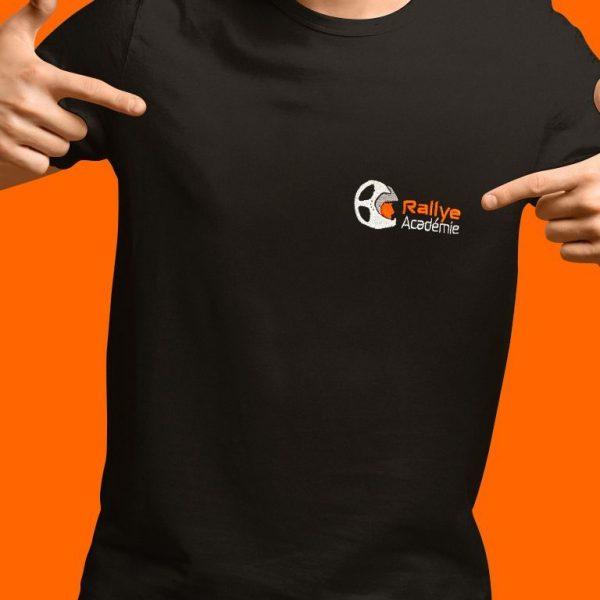 Tee shirt Rallye Académie en vente dans notre boutique!