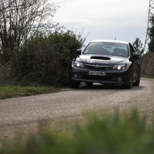 Stage perfectionnement 16 tours Subaru Sti Asphalte Rallye Academie