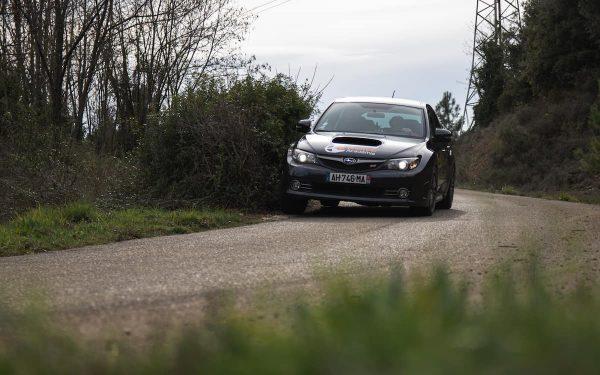 Stage perfectionnement 16 tours Subaru Sti Asphalte Rallye Academie