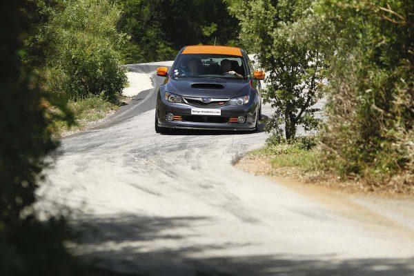 Stage Mixte en Subaru Rallye Academie