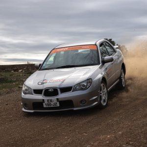 Stage maitrise mixte Subaru 16 tours Rallye Academie