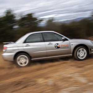 Stage perfectionnement mixte Subaru 32 tours Rallye Academie