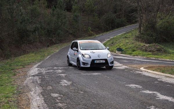 Stage Rallye découverte 4 tours Twingo RS Asphalte Rallye Academie Ales 2