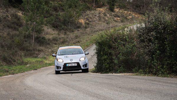 Stage Rallye découverte 4 tours Twingo RS Asphalte Rallye Academie Ales