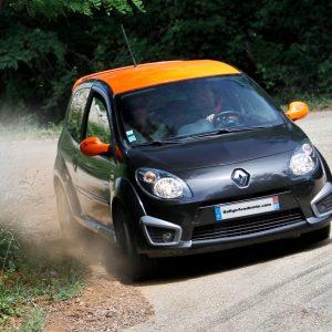 Coaching Asphalte en solo sur une ½ journée Rallye Academie