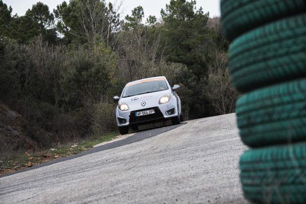 Rallye Academie Stage maitrise mixte 2WD 16 tours Twingo M