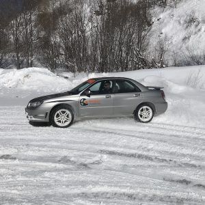 Coaching Trio Subaru 2.0 Glace Rallye Académie
