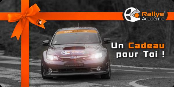 Carte cadeau rallye pilotage à Alès Gard à offrir